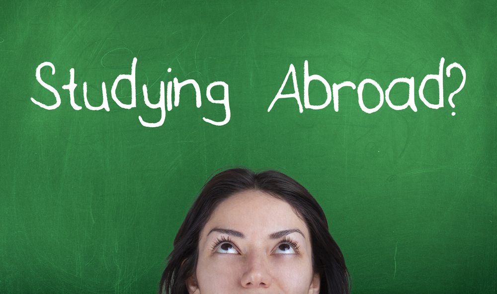 should chinese student study abroad essay Considering studying abroad get ready to be convinced of the many benefits, from enhanced career prospects to a new way of viewing the world.